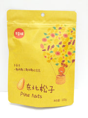 Be&Cherry Roasted Pine Nut 百草味 香东北松子 100g