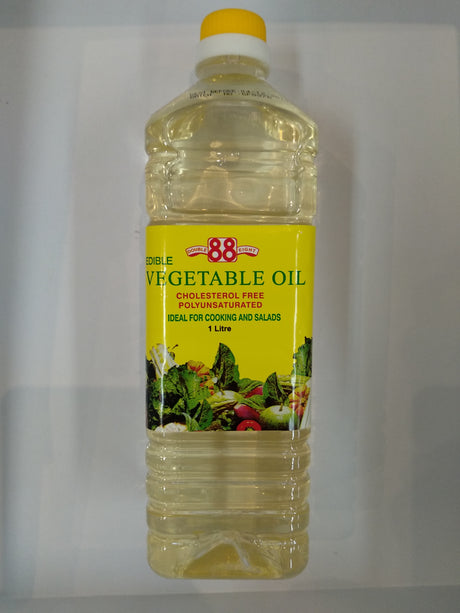 88 VEGETABLE OIL 蔬菜油 1L