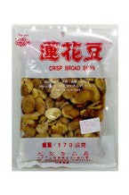 LOTUS FLOWER BEAN 莲花豆 150g