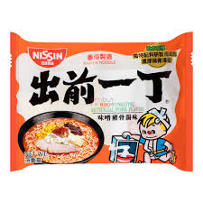NISSIN MISO INSTANT NOODLE 100G 出前一丁 味增猪骨汤 100G