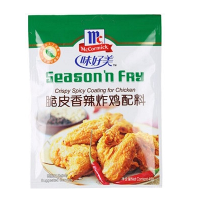 McCormick Season 'n Fry Seasoned Coating for Chicken