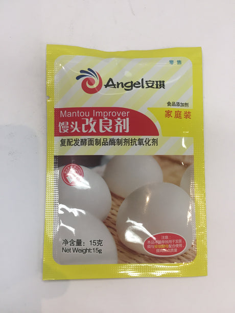 Angel Mantou Improver 安琪 馒头改良剂 15G