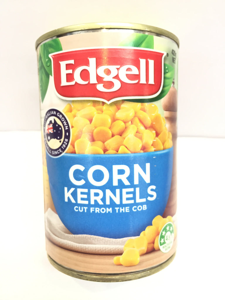 EDGELL CORN KERNEL WHOLE 甜玉米粒440g