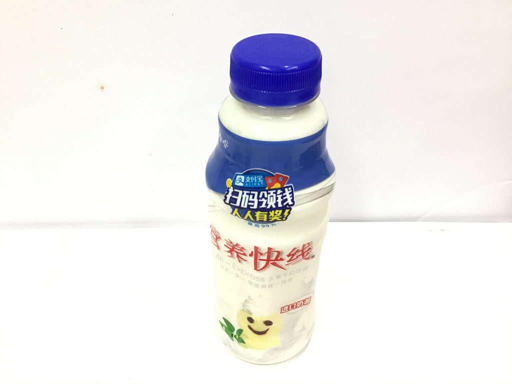 NUTRITION EXPRESS DRINKS(VANILLA) 营养快线 香草味 500g