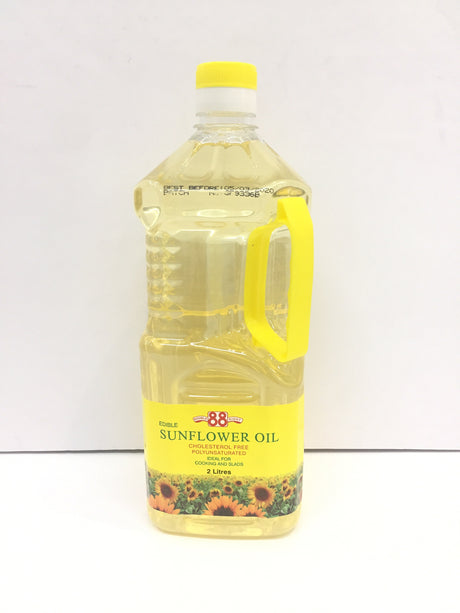 88 SUNFLOWER OIL 葵花油 2L