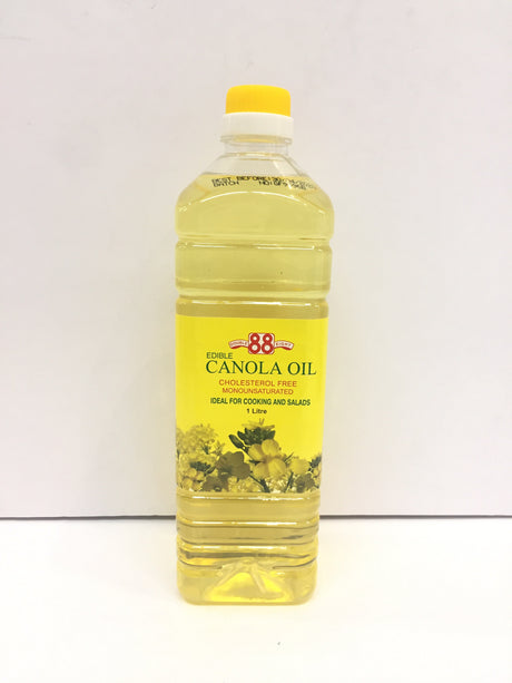 88 CANOLA OIL 菜籽油 1L