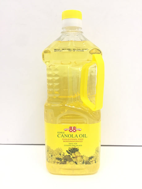 88 CANOLA OIL 菜籽油 2L