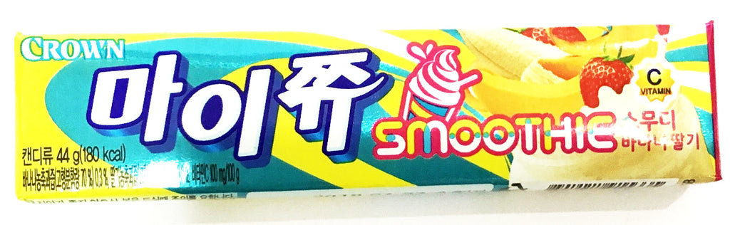 CROWN MY CHEW(SMOOTHIE) 慕斯软糖 44g