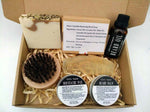 Natural Beard Oil & Balm Beard Growth Kit