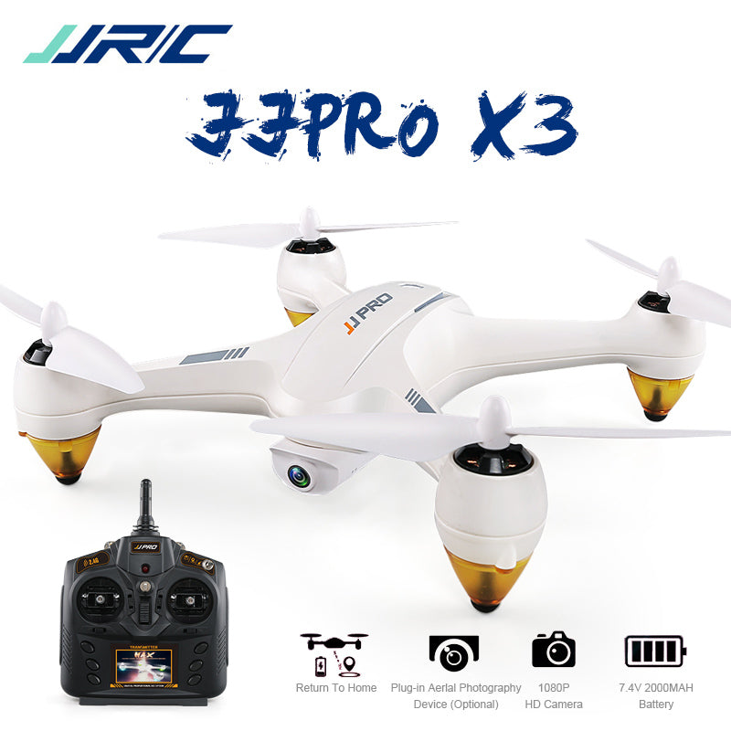 WIFI FPV Brushless with HD 1080P Detachable Camera GPS Positioning