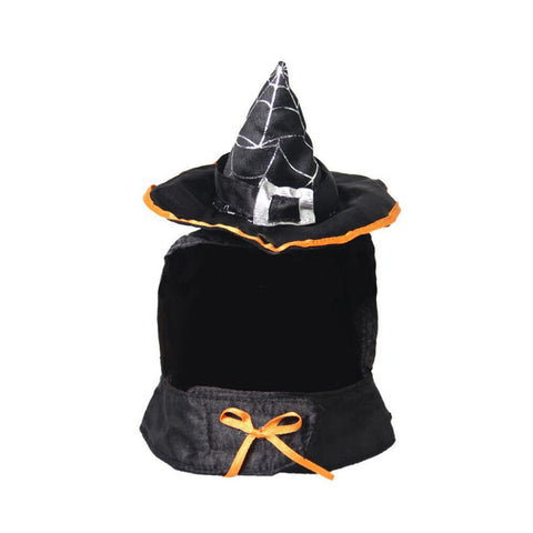 Halloween Wizard Cat Hat - gifts for cat lovers - cat themed items - cat gifts - purfectpetgifts