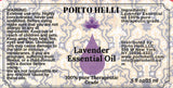 Lavender Essential Oil 100% Therapeutic Grade
