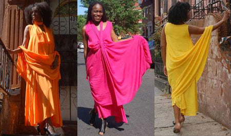 How to get the Moroccan Magic Dress for less $17 per month