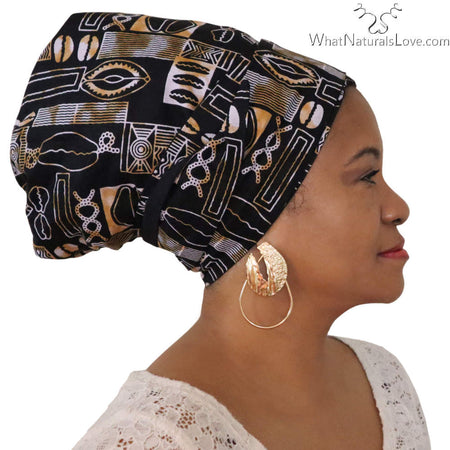 Watch 18 ways to wear this Magic Headwrap