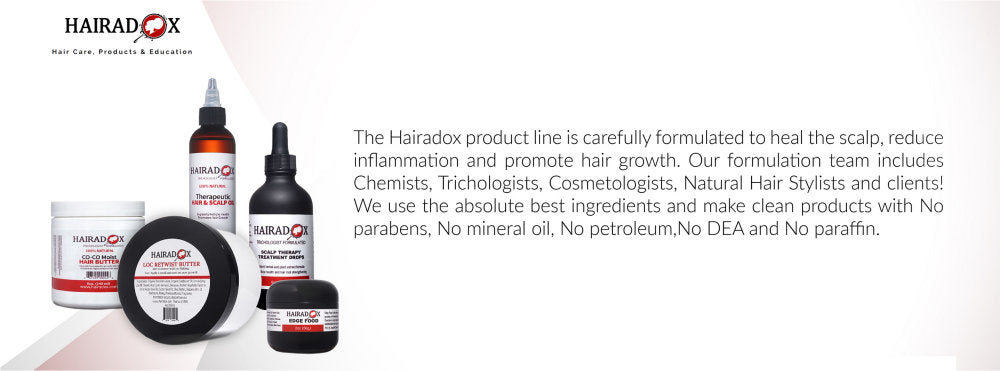 Hairadox Hair Care Products