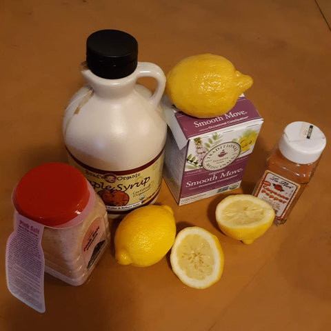 Ingredients of the Master Cleanse