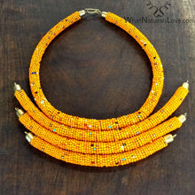Kenyan Necklace African Beads Original Traditional