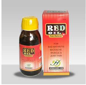 Red oil 100% pure