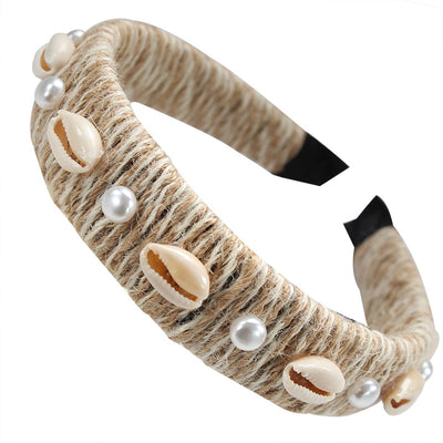 Cowrie Shell Hairband Bohemian