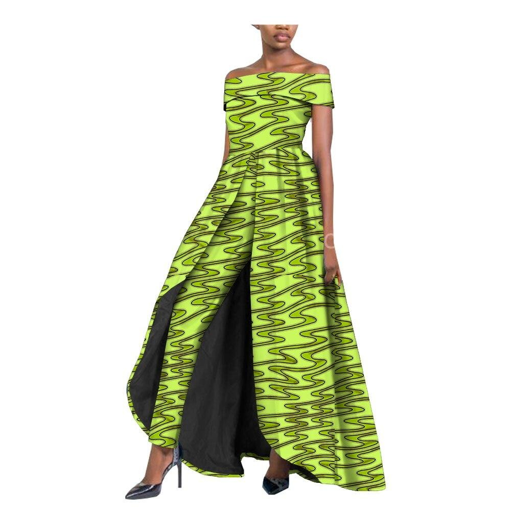 Stylish Two-Piece African Print Suit tailor made for every body size