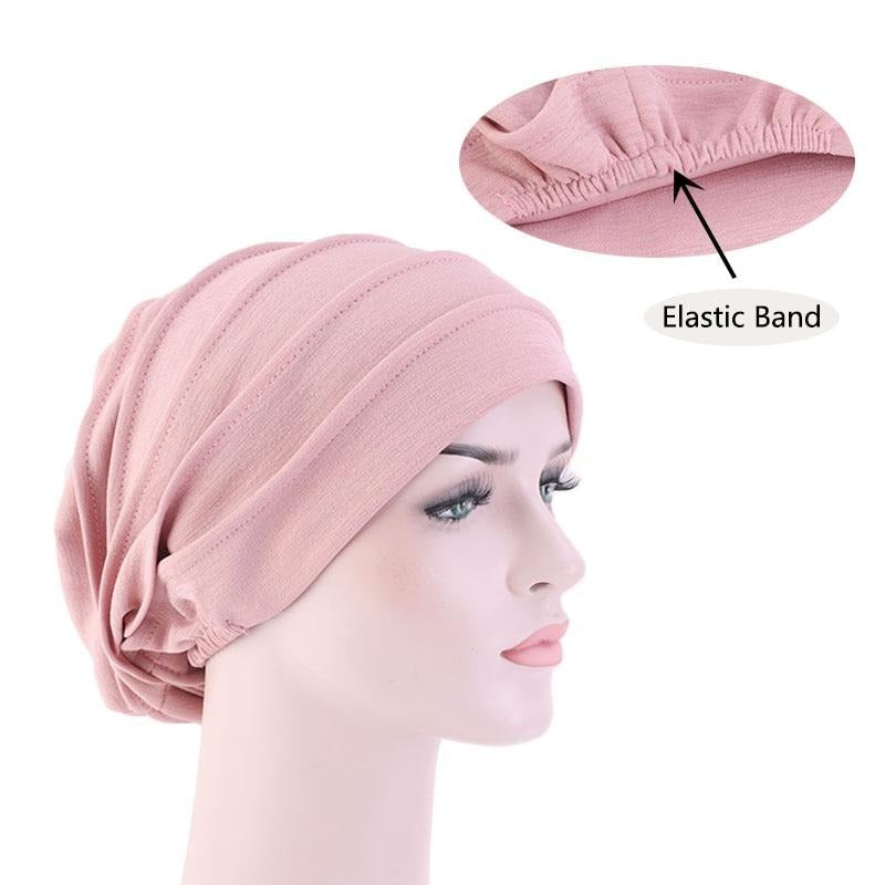 Perfect fit Headwrap for Braids, Locs and Natural Hair