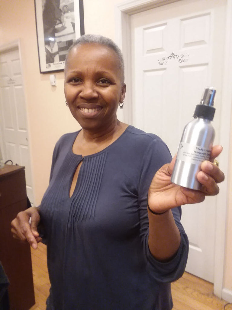 Loctitian ordered the Tineke's Healthy Hair Growth Spray