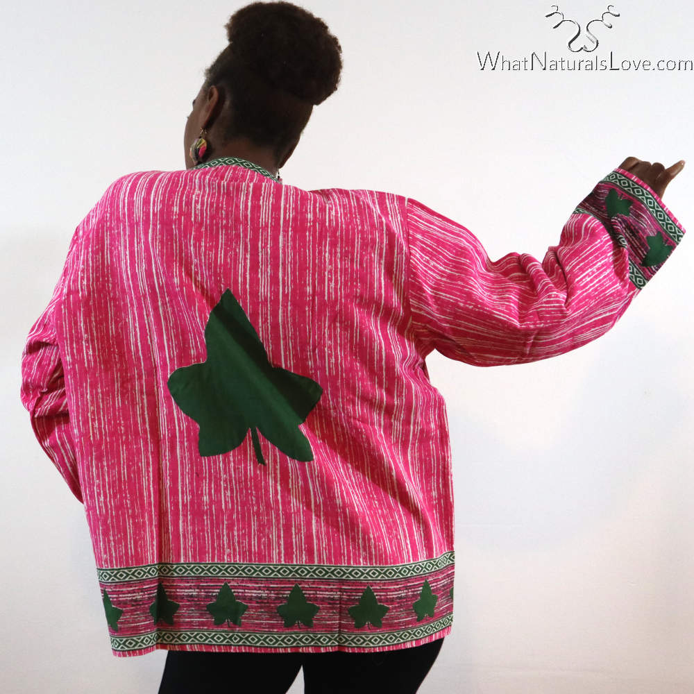 AKA Sorority Jacket Reversible  AKA Gift green pink Jacket Kamala Harris