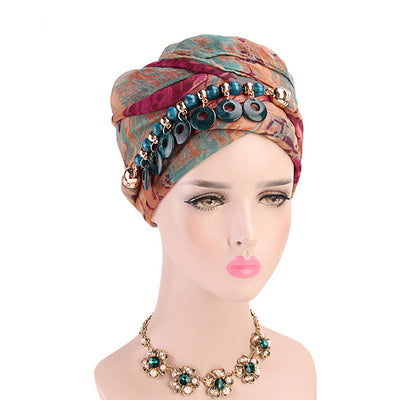 HeadWrap Necklace Scarf