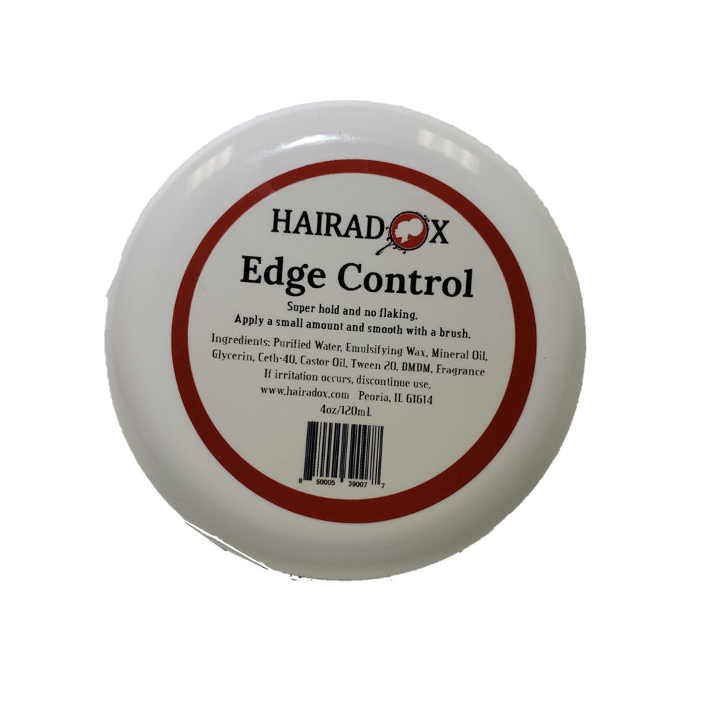 Edge Control for 4C natural hair, Braids and Locs