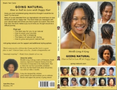 Going Natural, How to Fall in Love with Nappy Hair