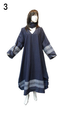 Moroccan Magic Dress in Denim