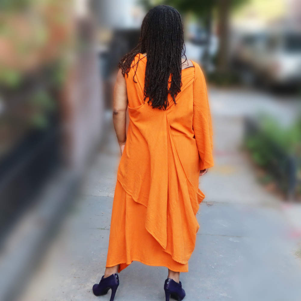 Moroccan Magic Dress Midi