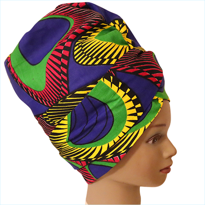 Multi-Wear Magic Head Wrap Blueish Favorite