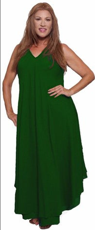 Moroccan Magic Dress Green
