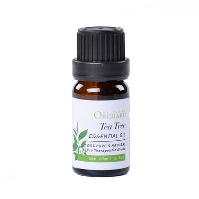 100% Pure Organic Tea Tree Essential Oil FDA Approved