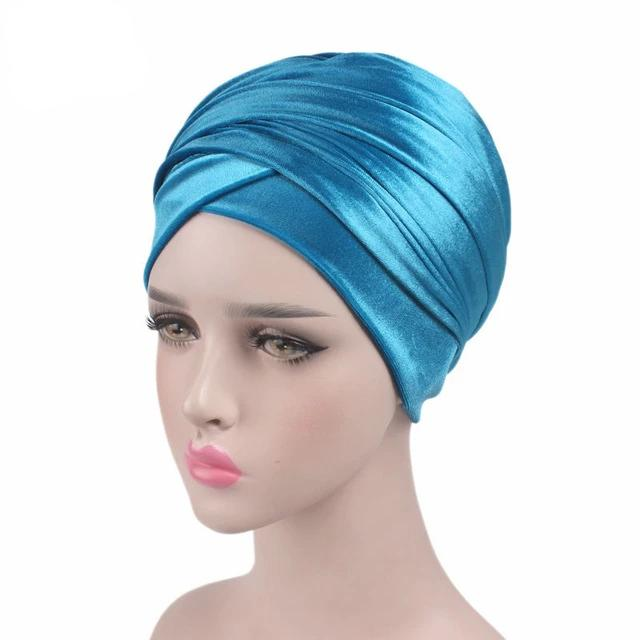 Classic timeless head wrap for all hairstyles and all occasions