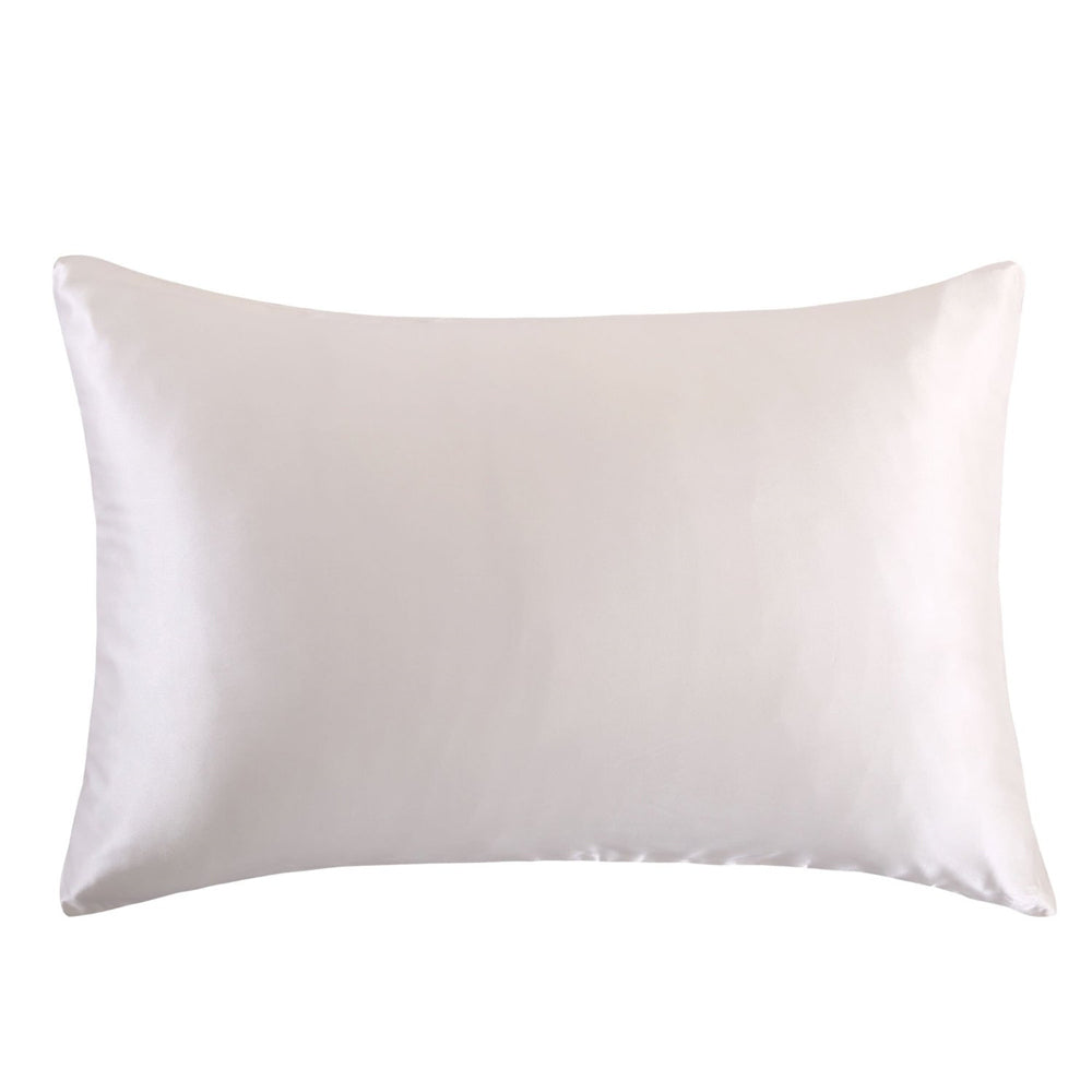 100% pure Silk pillowcases with zipper