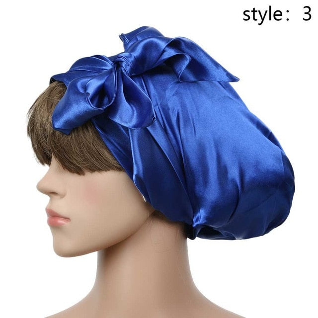 Super Comfi Satin Bonnet