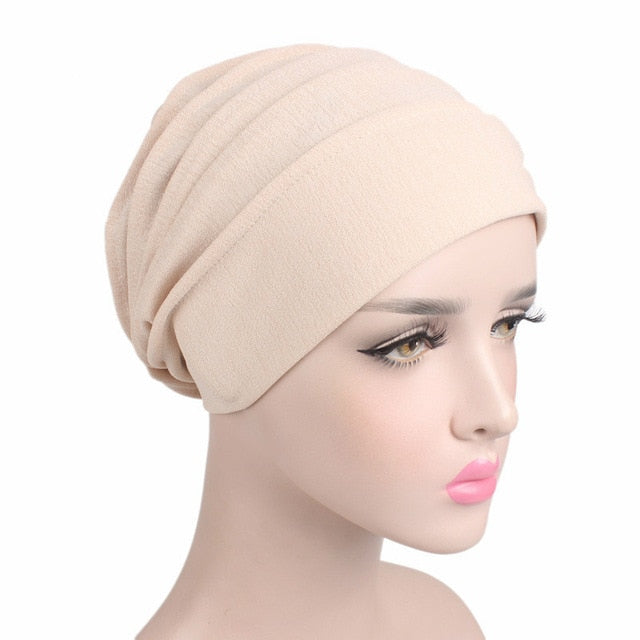 Super Chic Hijab Headwrap