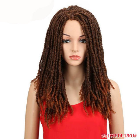 Marley locs DreadLocks wig for protective hair styling
