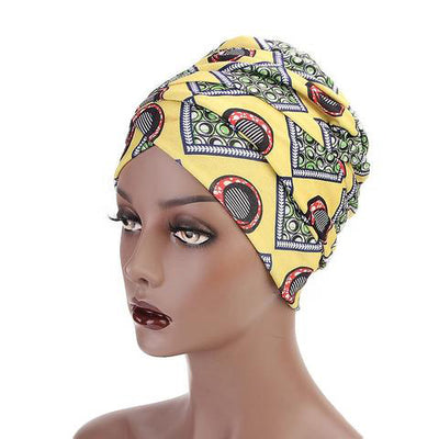 African Turban Headwrap