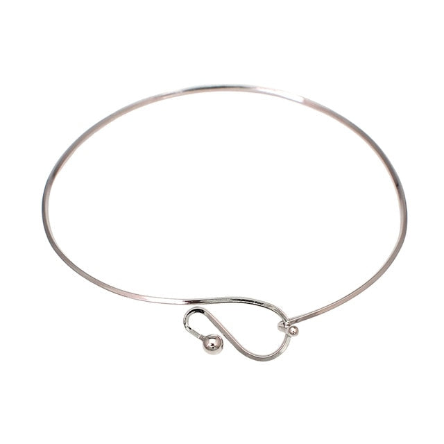 Simply Chic Choker Necklace