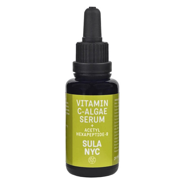 Vitamin C-Algae Serum with Peptides to rejuvenate skin