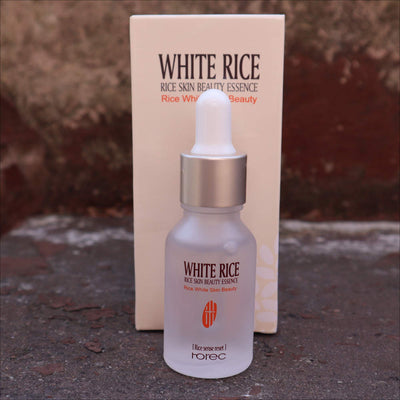 White Rice Hair Serum to grow healthy hair