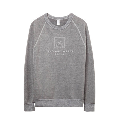 Eco-Fleece Crew Sweater - Slim Fit