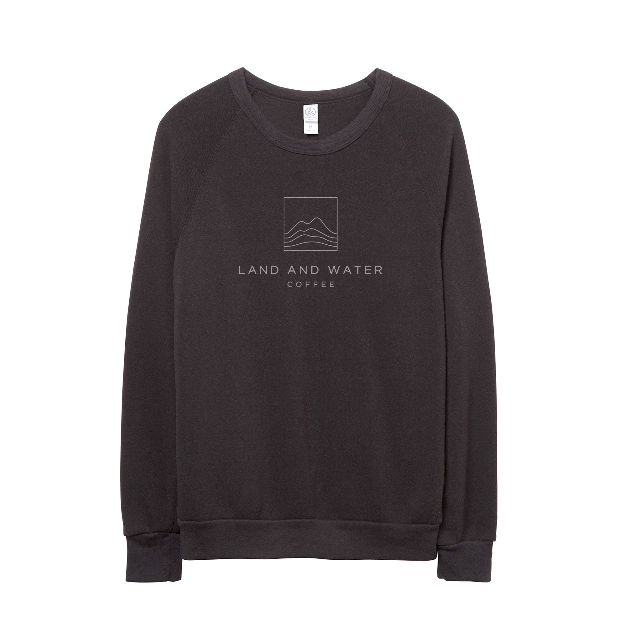 Eco-Fleece Crew Sweatshirt - Slim Fit