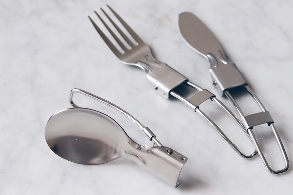 D&L Foldable Tableware Set | Garian