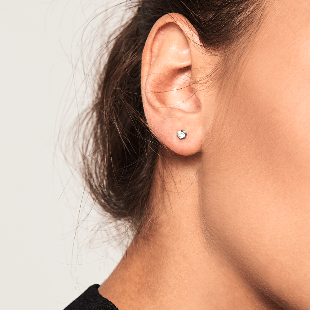 Nora Silver Earrings | Garian