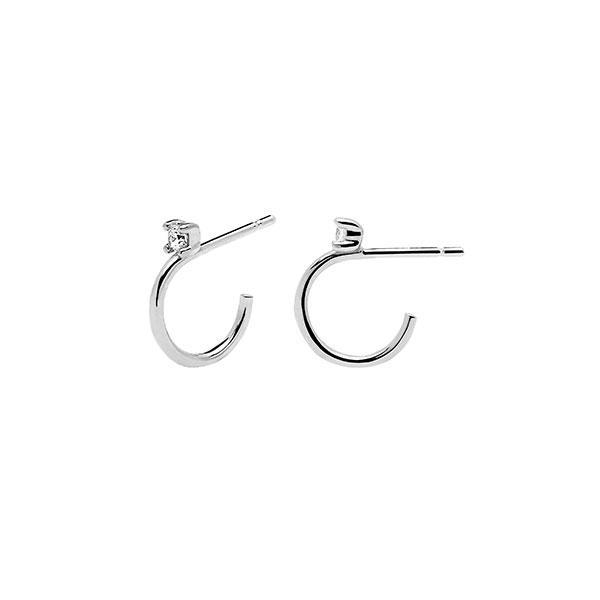 Kita Silver Earrings | Garian