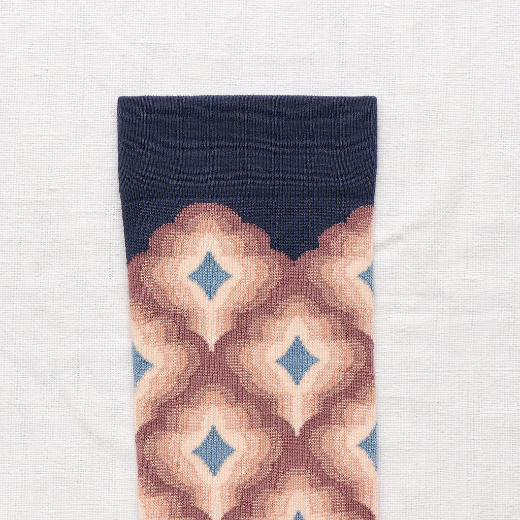 Bonne Maison Socks Multico Arabesque | Garian